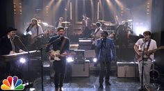 "Music guest Mumford & Sons performs ""Wona"" with Baaba Maal and Beatenberg as a web exclusive performance for the Tonight Show audience. Subscribe NOW to The ..."
