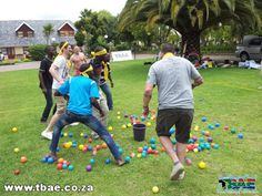 Expro Gulf Team Building Durbanville Cape Town