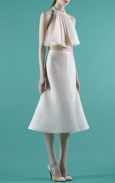 Vika Gazinskaya Spring/Summer 2014 Trunkshow Look 6 on Moda Operandi