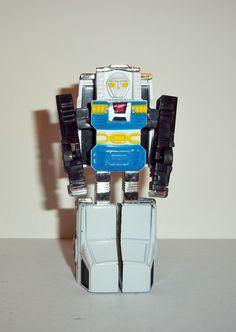 gobots HANS CUFF police car mr-13 machine robo vintage tonka ban dai