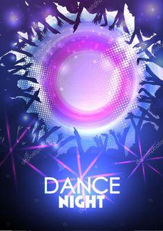 Resultado de imagen de cartel altavoces de discoteca