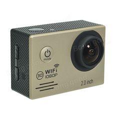 SJ7000 WiFi Car DVR Sport Camera DV Camcorder Novatek Waterproof Full HD 1080P…
