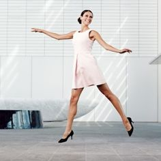 Nu Skin's chief scientific officer and executive vice president Dr. Nu Skin, Stories Of Success, Try Something New, No Me Importa, Productivity, White Dress, Ballet Skirt, Simple, Skirts