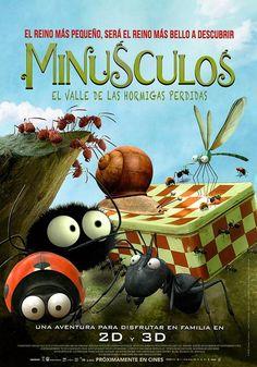 CINELODEON.COM: Minúsculos: El Valle de las hormigas perdidas.