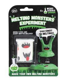 Putty Slime Monster Party Toy This Monster Putty toy is a great stand alone toy or can really fill up a party bag and provide a hilarious experiment for Putty And Slime, Putty Toy, Party Themes For Boys, Science Party, Green Monsters, Party Bag Fillers, Monster Party, Party Tableware, Make Your Own