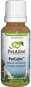 PetCalm™ - Anxiety Remedy for Calming Nervous Cats or Dogs Naturally