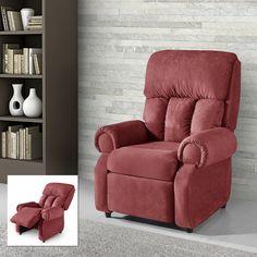 É maravilhoso chegar em #casa depois de um dia cansativo e sentar na sua #poltrona, né? Ainda mais esta que é reclinável e super confortável!! #decoração #design #madeiramadeira