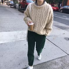 Source by Winter fashion Normcore Fashion, Look Fashion, Korean Fashion, Mode Outfits, Fashion Outfits, Winter Fits, Minimal Fashion, Autumn Winter Fashion, What To Wear