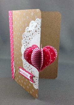 Folded Heart Tutorial