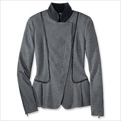 Belle Curve - Sachin + Babi Jacket from #InStyle