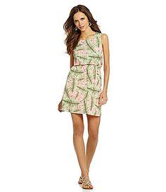 Gianni Bini Fawn Dress #Dillards