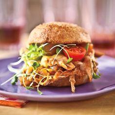 Chicken and Cheese Sliders Recipe - ZipList