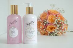 Rose & Co bath soak / hand lotion
