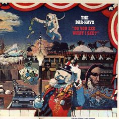 The Bar-Kays - Do You See What I See?