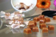 livelovepasta   Fleur de Sel Honey Caramels   http://livelovepasta.com