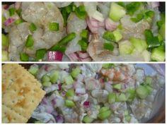 Deliciosos Camarones Aguachile estilo Sinaloa...