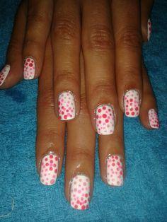 Burbujas Nails, Beauty, Bubbles, Finger Nails, Ongles, Beauty Illustration, Nail, Nail Manicure