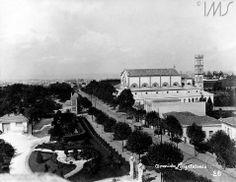1920 - Avenida Brigadeiro Luiz Antonio. Foto de Guilherme Gaensly. Acervo do Instituto Moreira Salles.