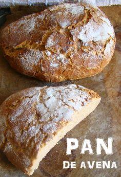 PAN CASERO: PAN de Cerveza Negra y Avena Dried Fruit, Granola, My Recipes, Bread, Food, World, Oatmeal Muffins, Breads, Foods