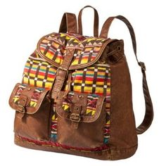 Aztec Backpack-proud owner