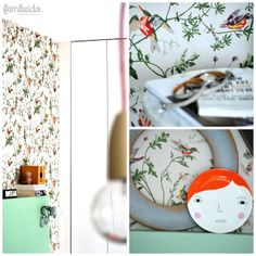Mystery call revealed bedroom restyled