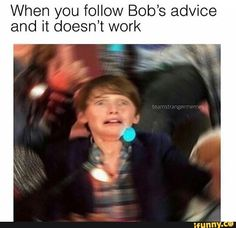 """I rlly hated bob at first, but then I was like, """"BISH BOB NEWBY IS THE SUPERHERO"""" and then he died."""