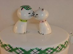 Vintage Holt Howard Cozy Kittens Cottage Cheese by ILuvCollectin, $40.00