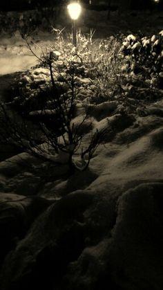 #talvi ilta