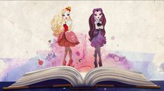 I love Ever After High ❤️