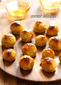 さつまいもとバニラアイスで作る「簡単スイートポテト」レシピ6選 - macaroni