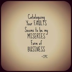 Faulty Thinking. #poetry #poem #courtneymarie #misery #breakup