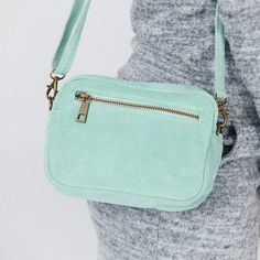GREEN  New Collection spring 2016  BOLSO ADRIANA 15€  www.charlotteonline.es
