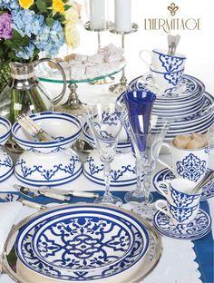 Porcelana Turkish Delight L'hermitage