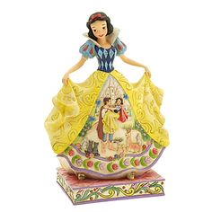 ''Fairytale Endings for the Fairest of Them All'' Snow White Figurine by Jim Shore $54.50