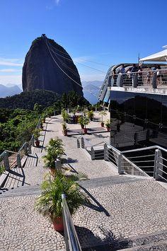 Morro da Urca - Rio de Janeiro. BRASIL