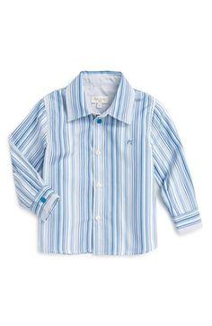 Paul Smith Junior Stripe Woven Shirt (Baby Boys)