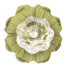 Green Posey on Posey Knob/Shabby Chic Knob/Dresser Knobs/Crystal Knob/Crystal Drawer Pull/Cottage Ch Shabby Chic Knobs, Decorative Door Knobs, Cabinet And Drawer Knobs, Dresser Knobs, Small Chest Of Drawers, Crystal Knobs, Olive Green Color, Knobs And Pulls, Crystals