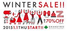 WINTER SALE 2015 1.1                                                                                                                                                                                 もっと見る