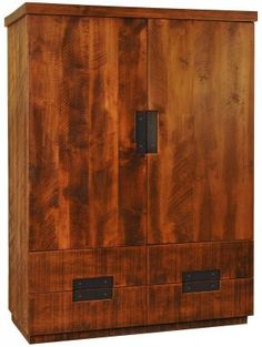 Barossa Valley Wardrobe Armoire Amish Furnituredecorative