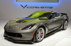 2014 Corvette Z06 at Toronto Auto Show