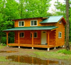Log Cabin by KeithC http://www.cabinbuilds.net/log-build-by-keithc