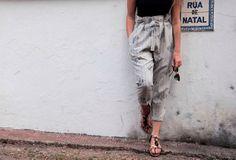 pants by Matter