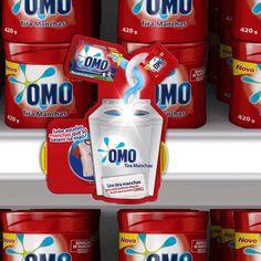 100% de remoção das manchas - OMO on Behance