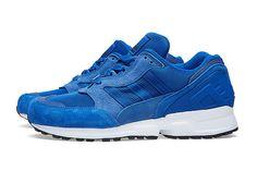 best cheap c75bc afbe1 ADIDAS EQT RUNNING CUSHION 91 (COLLEGIATE ROYAL)   Sneaker Freaker