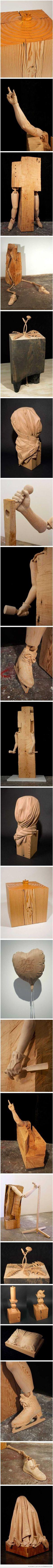 Awe-inspiring Sculptures By Dan Webb