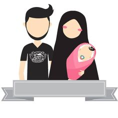 avatar kartun muslim 10