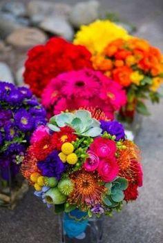 65 colorful mexican festive wedding ideas 25