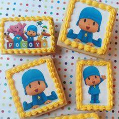 pocoyo cookies | Cookies - Galletas / Packaging