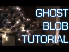 Create a Ghost Blob in After Effects.