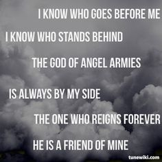 """Whom Shall I fear? by Chris Tomlin -- #LyricArt for """"Whom Shall I Fear [God of Angel Armies]"""" by Chris Tomlin"""